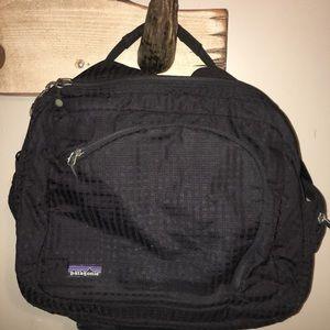 Patagonia Black Briefcase Computer Bag